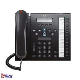 تلفن آی پی سیسکو مدل CP-6961-W-K9