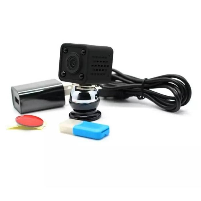 دوربین کوچک هوشمند تحتشبکه مکعبی