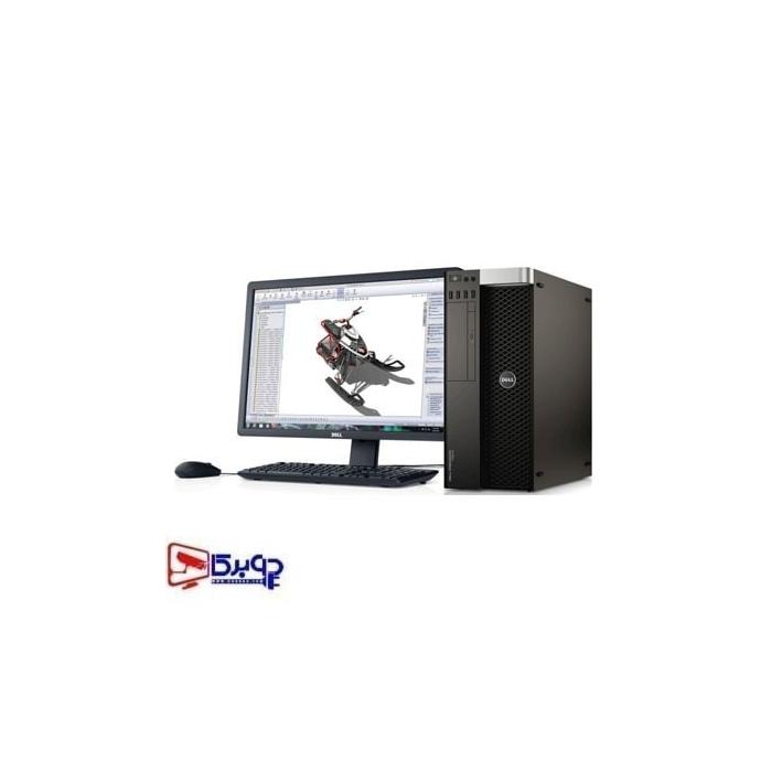 ورک استیشن دل مدل Dell Workstation T5610