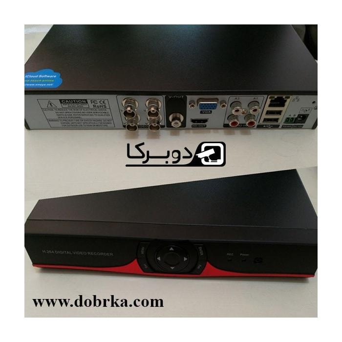 دی وی آر 4 کانال 1080P