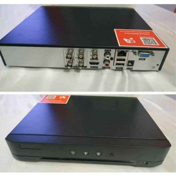 دستگاه 4کانال ۵ مگاپیکسل دوربین مداربسته xvr-5004-5mn