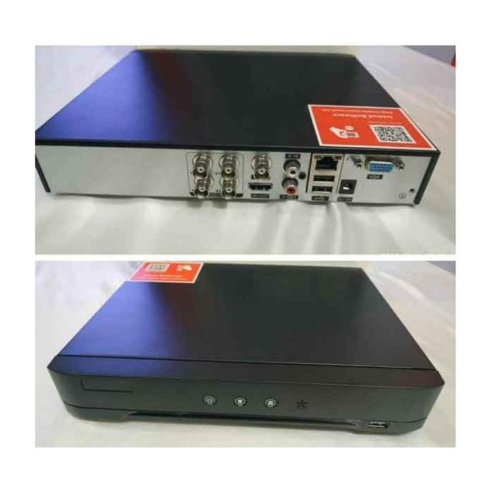 دستگاه XVR چهار کانال ۵مگاپیکسل