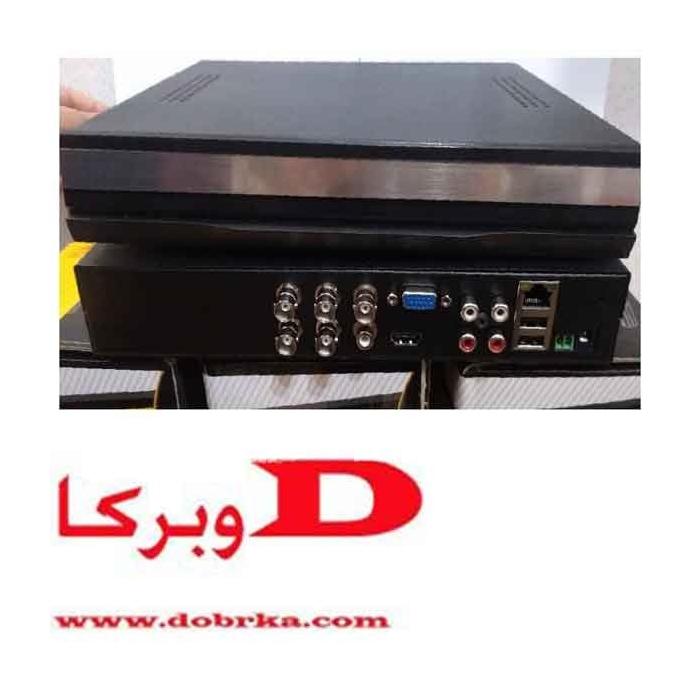 دستگاه DVR رکوردر 4 کانال