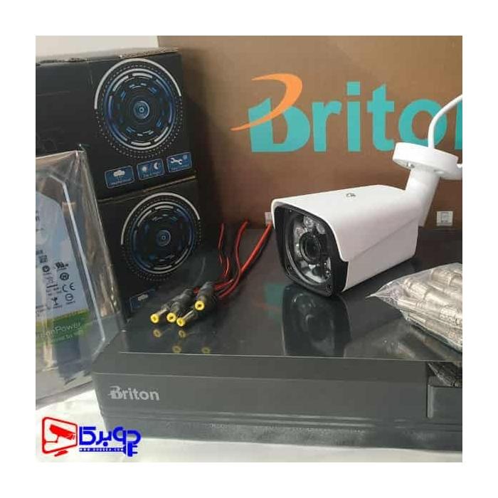 پکیج 4 دوربین 2 مگاپیکسل Full HD