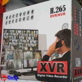 دی وی آر 16 کانال H.265