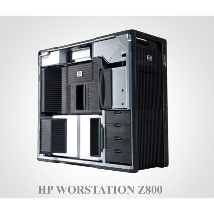 خرید کیس رندرینگ HP Workstation Z800 Grade A