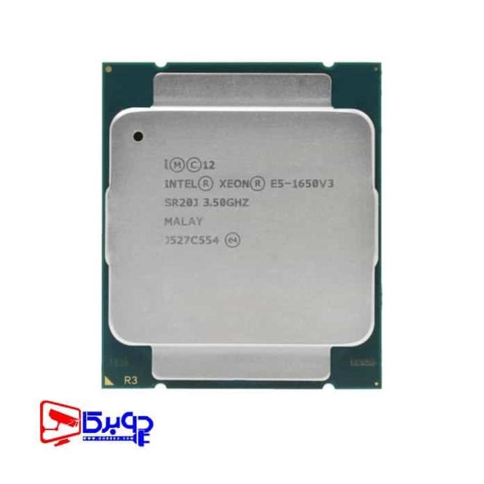 پردازنده اینتل زئون E5-1650 V3