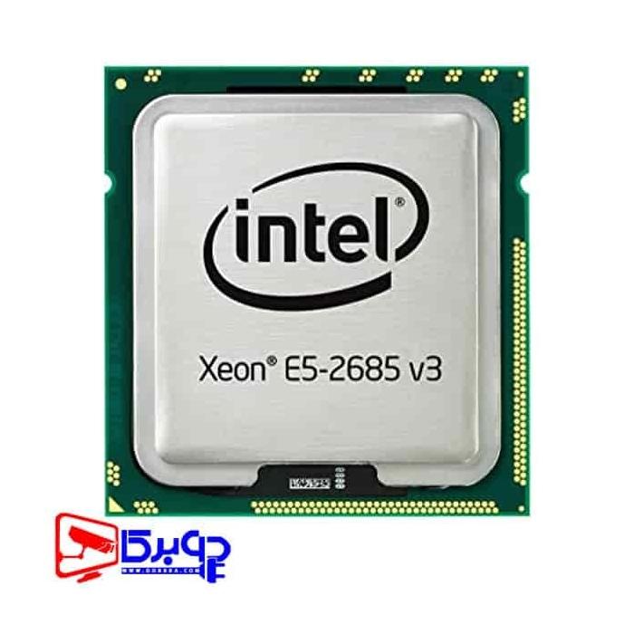 پردازنده 12 هسته ای اینتل زئون E5-2685 V3