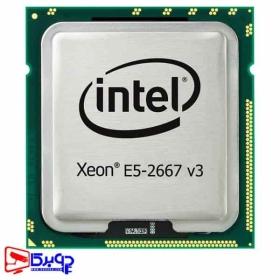 پردازنده سرور Intel Xeon E5-2667 V3