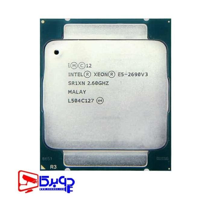 پردازنده Intel Xeon E5-2690 v3