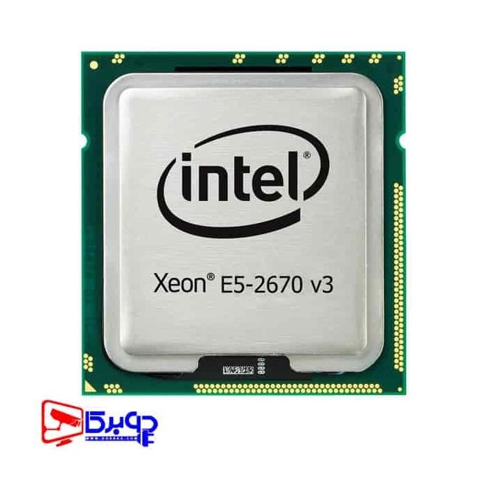 پردازنده سرور اینتل زئون E5-2670 V3