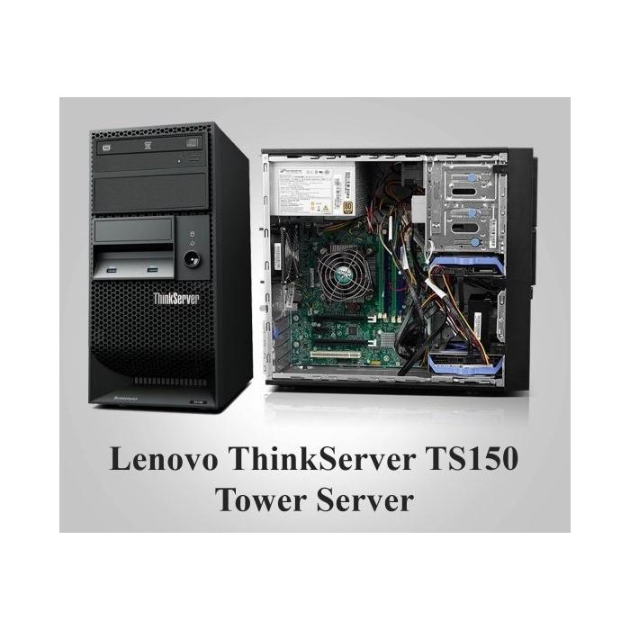 خرید سرور ایستاده لنوو ThinkServer TS150