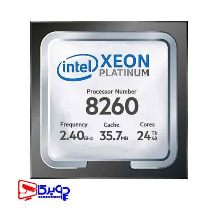 پردازنده اینتل زئون Platinum 8260