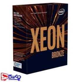 سی پی یو برنز سرور Intel Xeon Bronze 3204