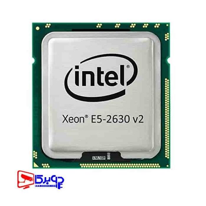 پردازنده اینتل XEON E5-2630 V2