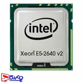 سی پی یو اینتل XEON E5-2640 V2