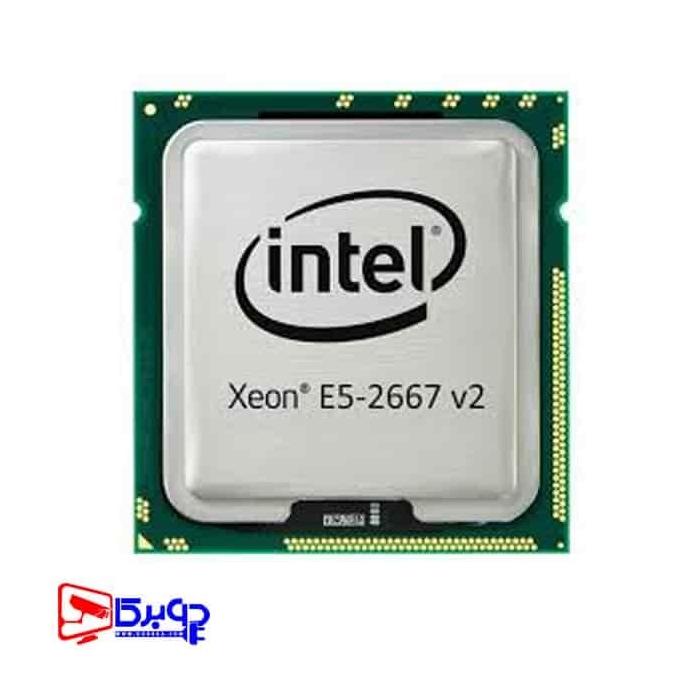 پردازنده سرور Intel Xeon E5-2667 V2