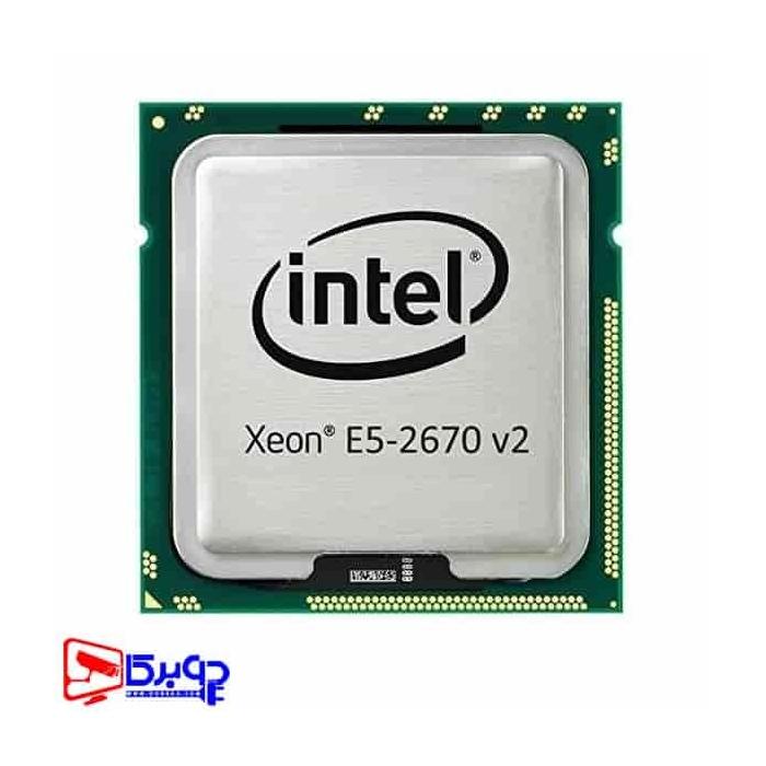 پردازنده سرور Intel Xeon E5-2670 V2