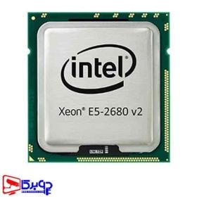 پردازنده اینتل زئون E5-2680 V2