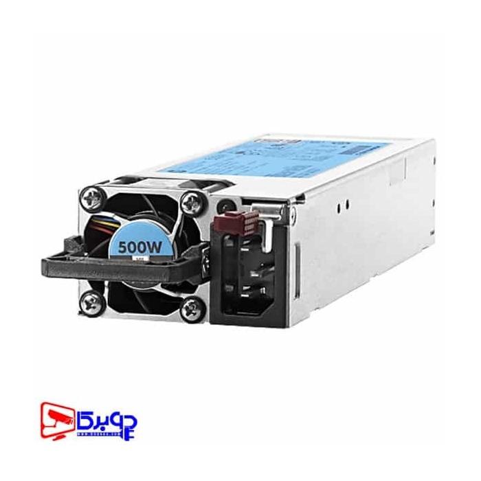 قیمت پاور سرور HP 500W 720478-B21