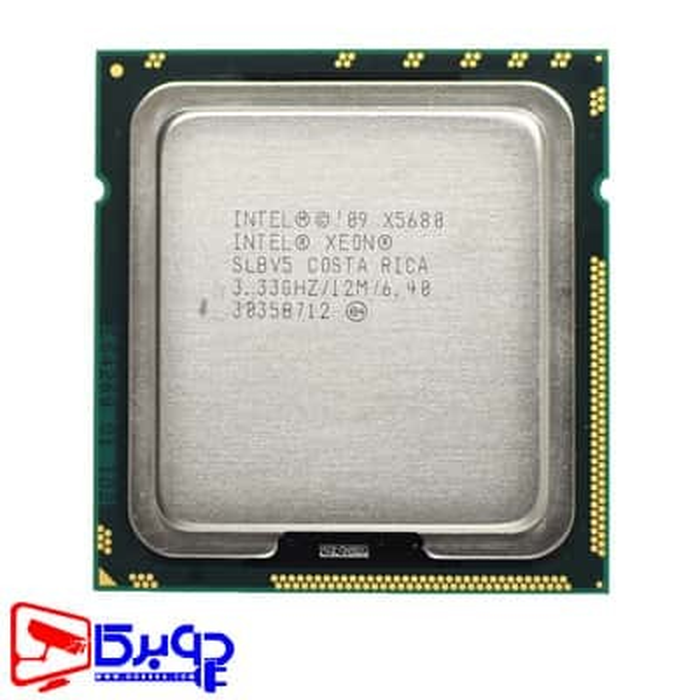 قیمت پردازنده سرور اینتل زئون X5680