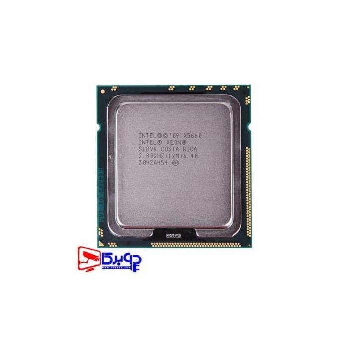 پردازنده سرور اینتل XEON X5660