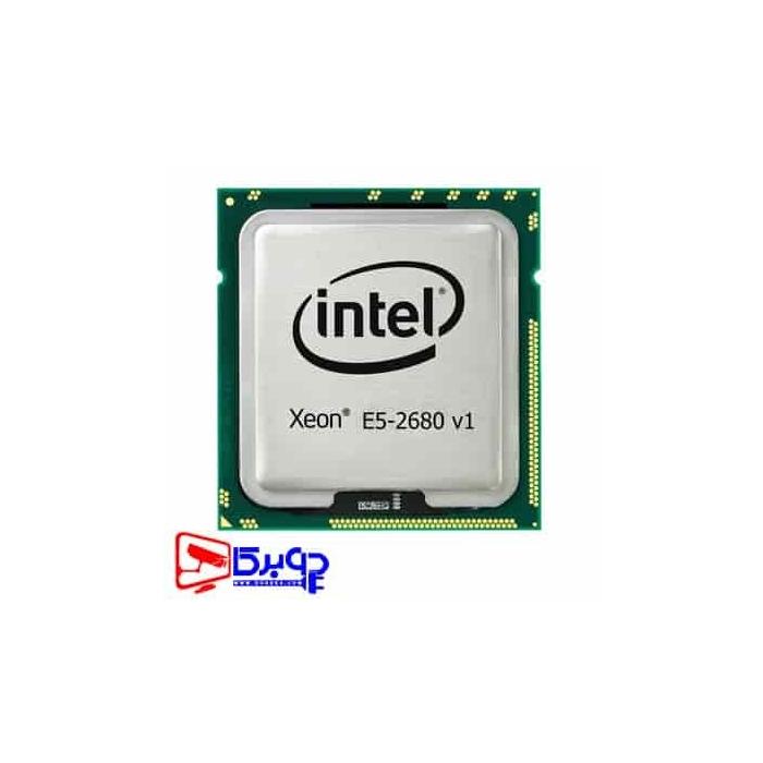قیمت پردازنده اینتل XEON E5-2680 V1