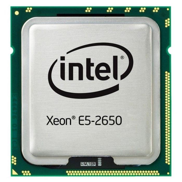 خرید سی پی یو سرور زئون intel xeon e5-2650v1
