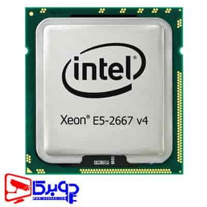 خرید پردازنده سرور اینتل XEON E5-2667 V4