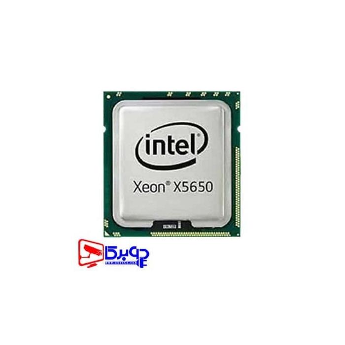 پردازنده INTEL XEON X5650