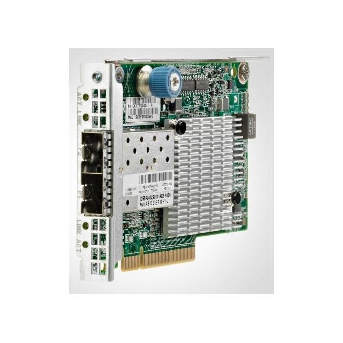 خرید کارت شبکه HPE Ethernet 10Gb 2-port 554FLR-SFP+