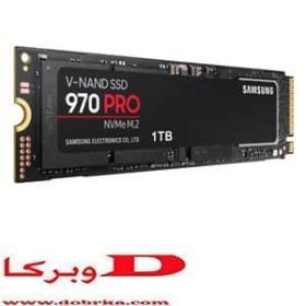 حافظه اس اس دی سامسونگ 1 ترابایت مدل 970 Pro