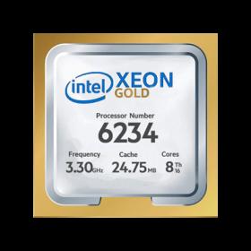 پردازنده سرور اینتل زئون Gold 6234