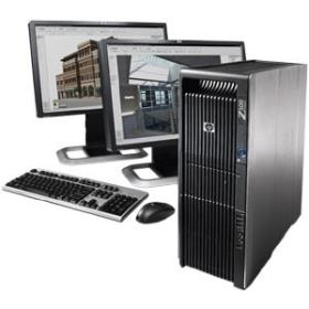 ایستگاه کاری (کیس رندرینگ) HP Workstation Z600