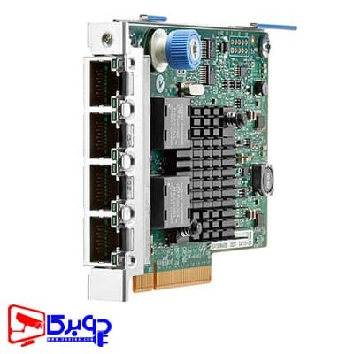 خرید HP Ethernet 1Gb 4-port 366FLR FIO Adapter