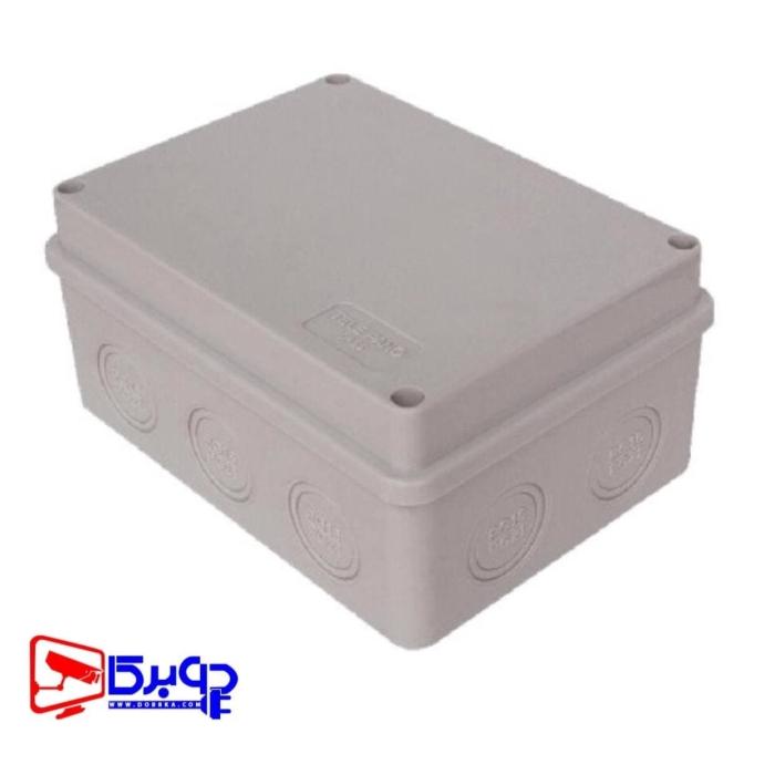 باکس 10*15جعبه تقسیم روکار پلاستیکی